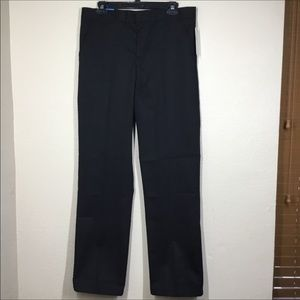 French Toast Uniform Relaxed-Fit Twill Pants (E8)